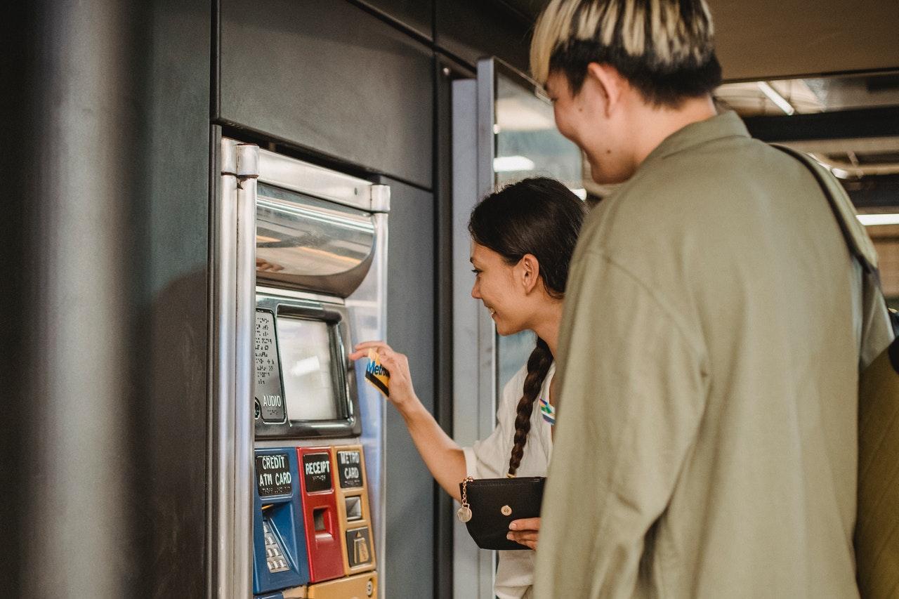 Pomysł na biznes – maszyny vendingowe!